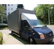 Removals and furniture delivery in Budapest and in the European Union