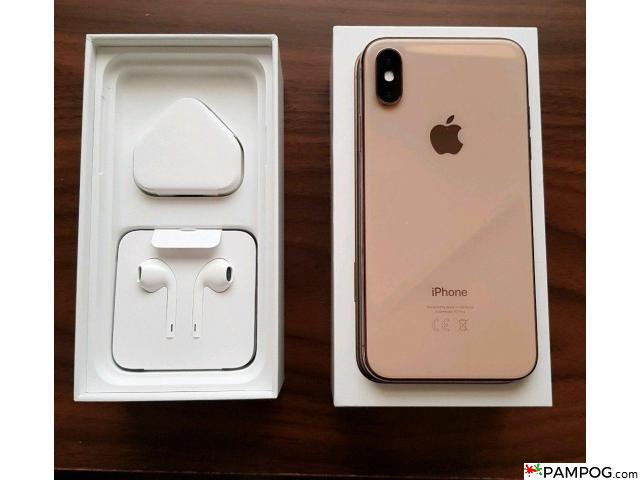 iPhone XS - 64GB - € 420 iPhone XS Max 64GB  €450 iPhone X 64GB € 390 iPhone XR 64GB € 370 - 2/5