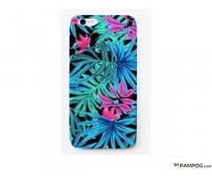 iphone tropic leaves case