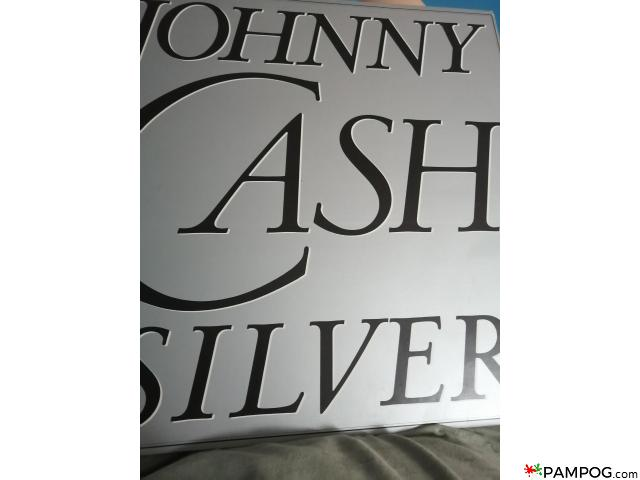 Johnny CASH  Silver - 1/1